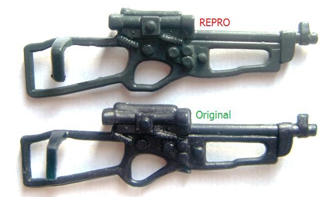 AT-AT Driver Rifle  ORIGINAL  Not Repro  STAR WARS