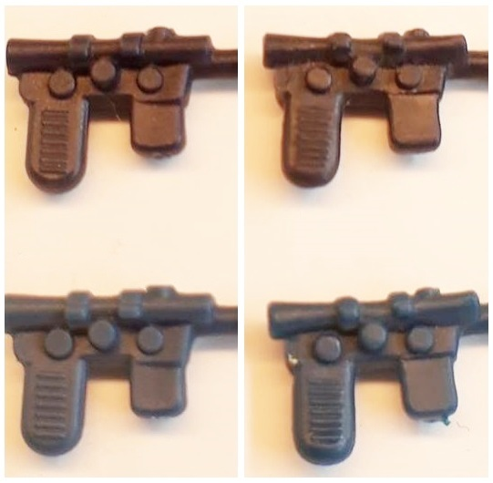 The vintage star wars weapons accessories guide rebel blasters voltagebd Choice Image