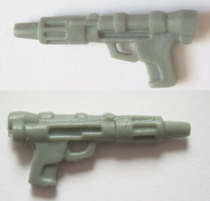 STAR WARS Vintage Kenner Accessories LANDO /& LOBOT original BLASTER GUN