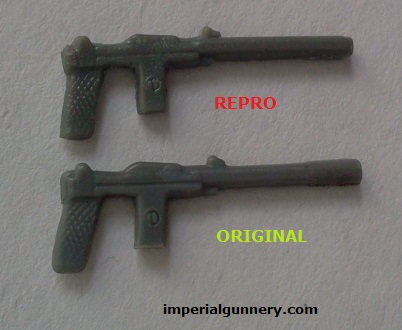 SPECIAL PRICE Squid Head Gun//Blaster Repro Weapon VERY CLOSE Star Wars