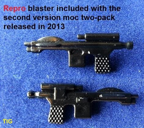 STAR WARS VINTAGE WEAPON 10 PC BLASTER STAFF PACKS BELTS WEAPON//ACC KENNER